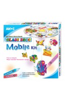 AM GD10P10MK: Amos Glass Deco - Mobile Kit